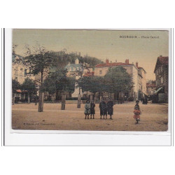 BOURGOIN : place carnot -...