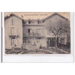 PESSAC : carte photo de la...