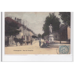 LISIEUX : carte photo...