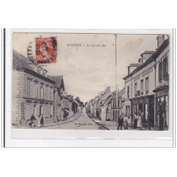 MOISSAC : carte photo des...