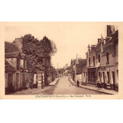 CHATEAUVIEUX - Rue...