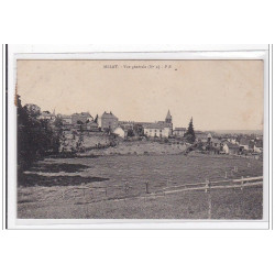 BOURGES : carte photo de...