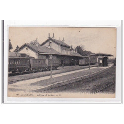 LA COURNEUVE : carte photo...