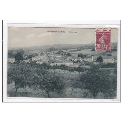 MONTALET-le-BOIS : panorama...
