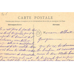 CARANTEC : carte photo d'un...