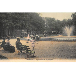 BLOIS : carte photo d'un...