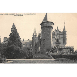 BEAUVAIS : carte photo de...
