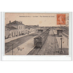AGDE : carte photo de...