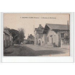 ALLIGNY COSNE : carte photo...