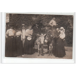 FOURMIES : carte photo de...