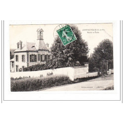 PERONNE : carte photo d'une...