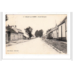 VINCENNES : carte photo...