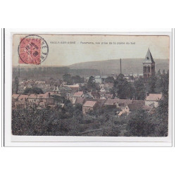 CARIGNAN : carte photo vers...