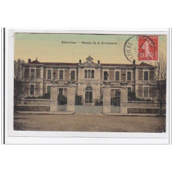 POISSY : carte photo du...