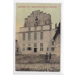 BELFORT : carte photo des...