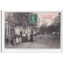 BAYONNE  : carte photo...