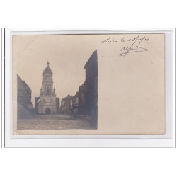 SAINT BRIEUC : carte photo...