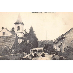 WISSOUS : carte photo de...