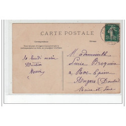 BOURG-LASTIC - CARTE PHOTO...