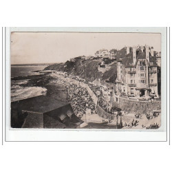 BOURCEFRANC : carte photo...