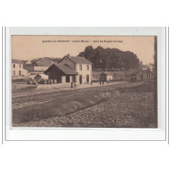 Savonnières : carte photo...