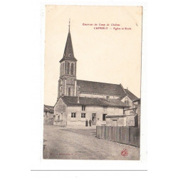 CUPERLY : eglise et ecole -...