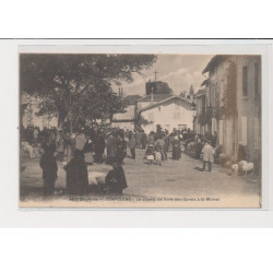 LIBOURNE : carte photo de...