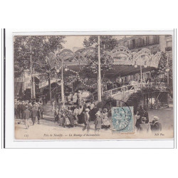 NEUILLY : le manege...