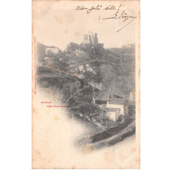 BAGNOLET : carte photo de...