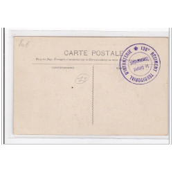 TORCE EN CHARNIE : carte...