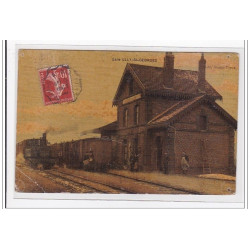 ULLY-St-GEORGES : la gare...